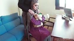 Arab hijab muslim and arab my mother and arab man fucks white and hibasex