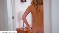 naughty america Tiffany Watson takes a big cock