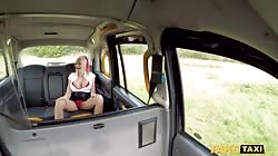 Fake Taxi Cindy Sun loves getting covered in cum