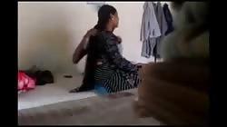 BANGLADESHI - Girlfriend letting her boobs to suck