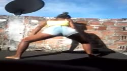 Ness-Brazillian Girls Dancing 1
